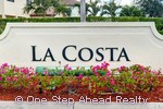 sign for La Costa
